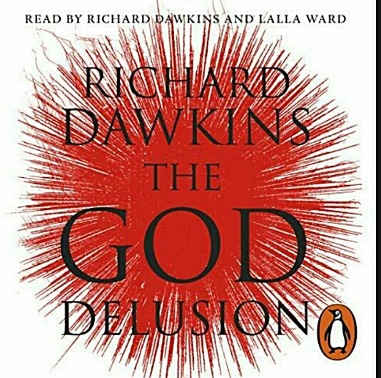Book cover - The Dod Delusion by Richard Dawkins